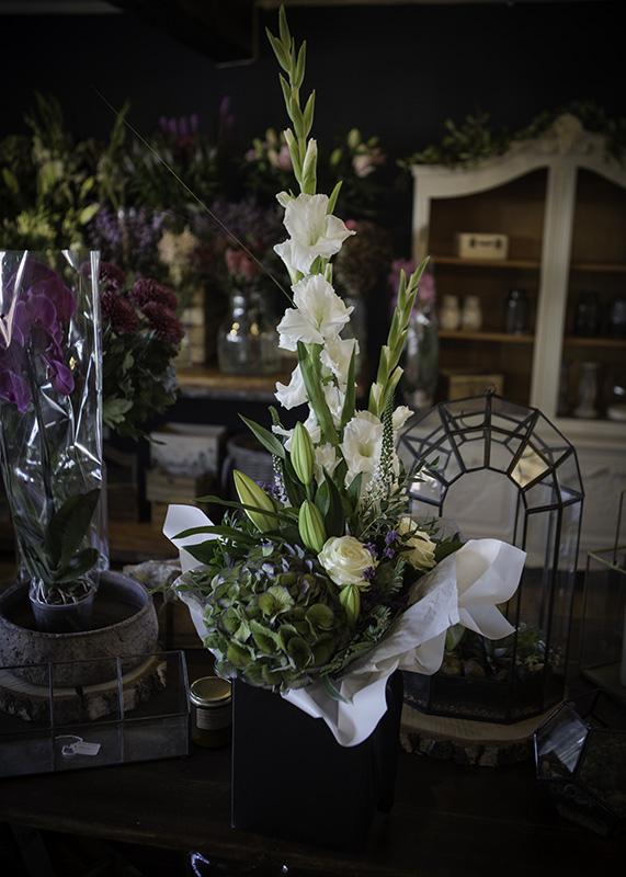 florist tarleton bouquet